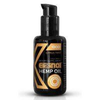 Elixinol CBD Liposome Hemp Extract Citrus Twist