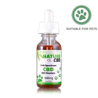 Full Spectrum 500mg CBD Oil for Pets - 30ml