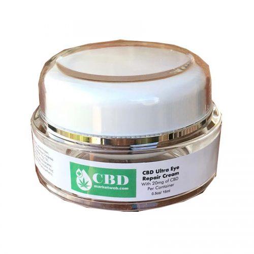 CBD Anti-Aging Eye Area Repair Cream