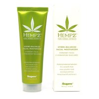 Hempz HYDRO-BALANCED FACIAL MOISTURIZER Face Lotion