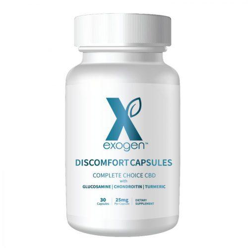 Joint Discomfort Capsules Buy CBD+Turmeric+Glucosamine Product Online 1