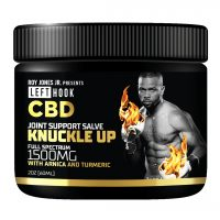 Knuckle Up CBD Salve by Left Hook CBD 1500MG with Arnica and Turmeric 2