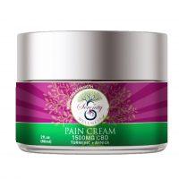 Pain Cream with 1500 mg CBD, Turmeric and Arnica 7
